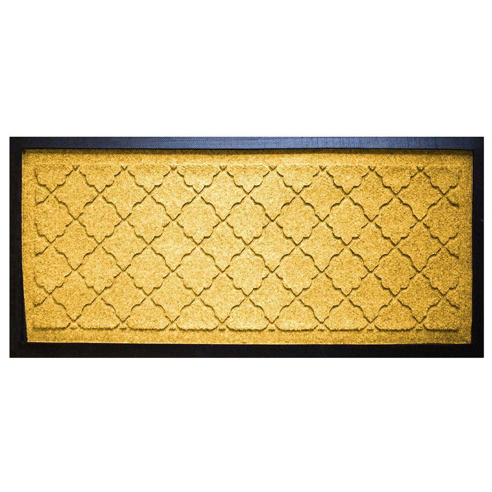 Aqua Shield Yellow 15 In. X 36 In. Cordova Boot Tray