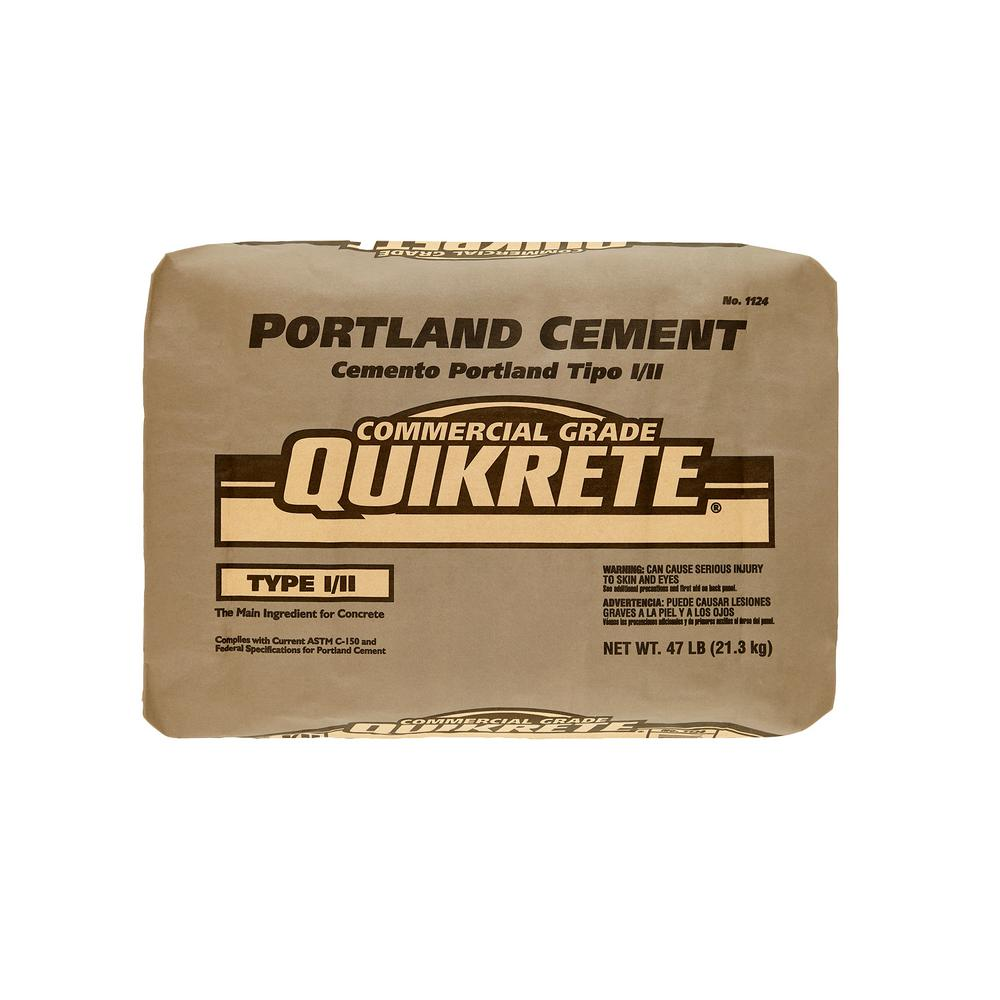 Ultratech Cement Bag Types : Quikrete lb portland cement the home depot