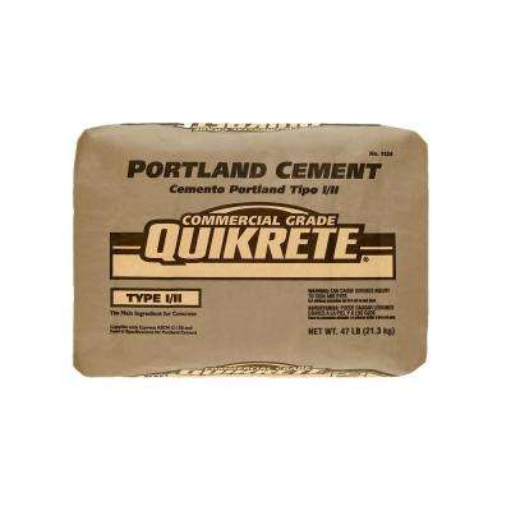47 lb. Portland Cement Concrete Mix