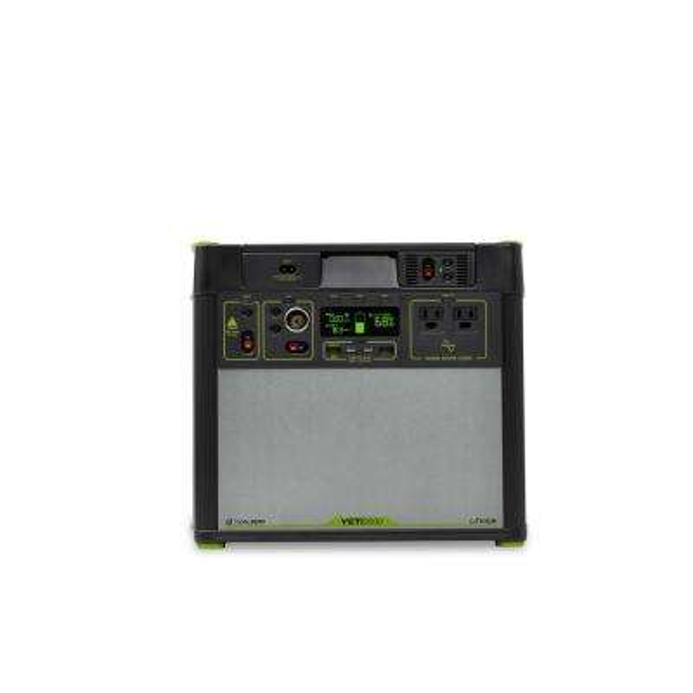 3,000-Watt Lithium Battery Powered Portable Generator