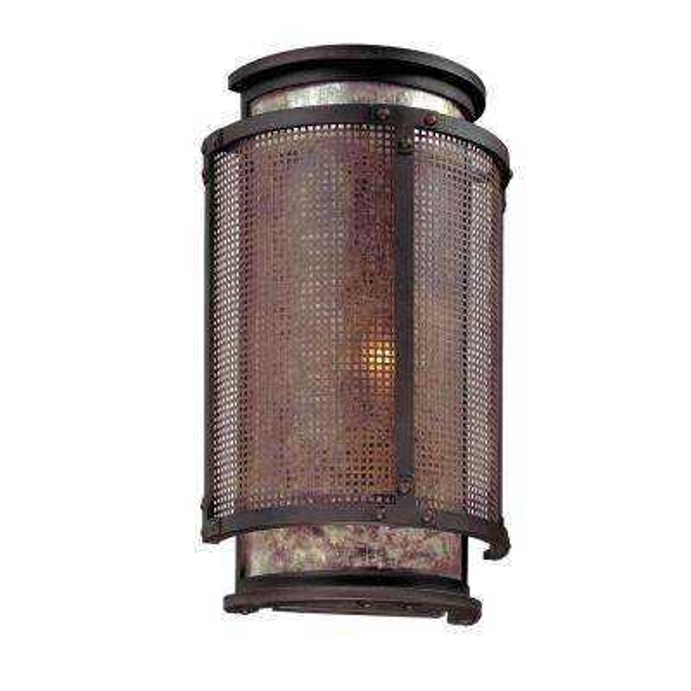 Copper Mountain 1-Light Bronze Sconce