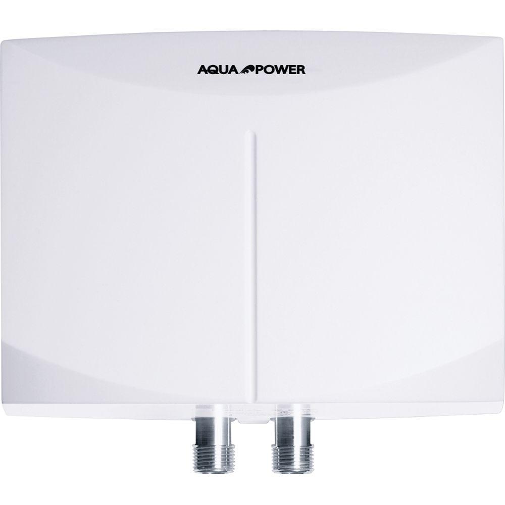 AquaPower 240-Volt 3.5 kW 0.53 GPM Compact Point-of-Use Tankless Electric Water Heater