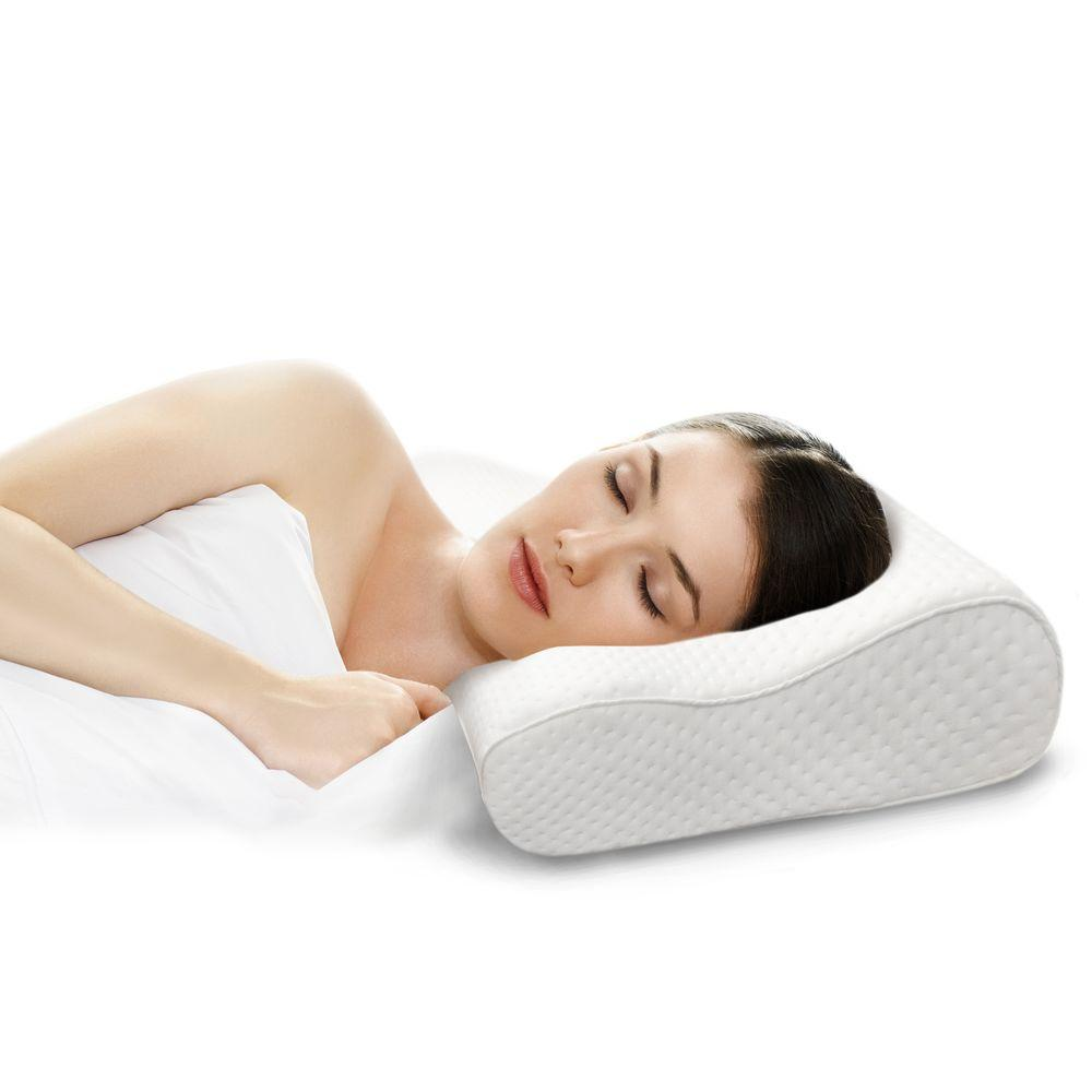 Extreme Luxury Contour Memory Foam Pillow
