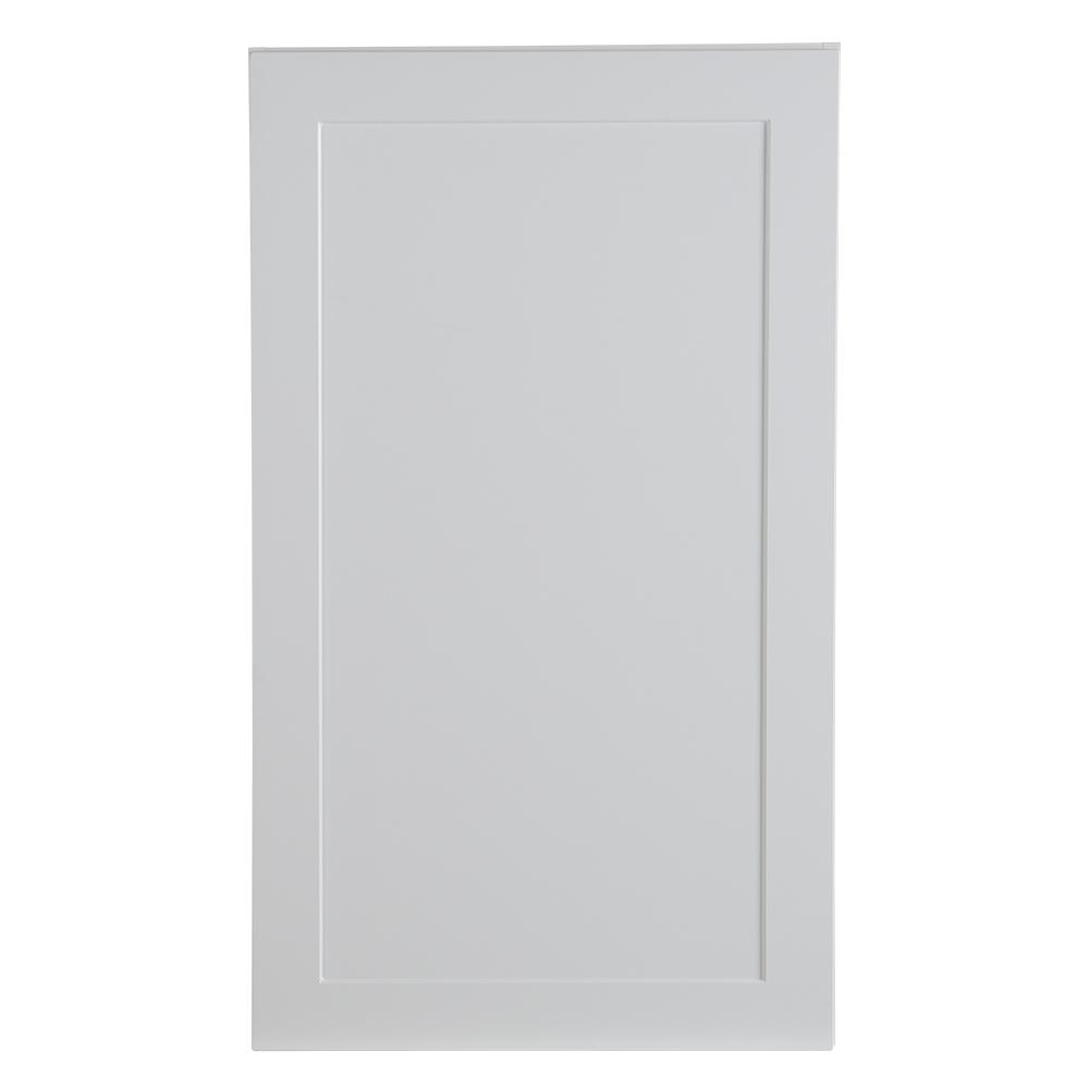 Cambridge Assembled 21x36x12.5 in. Wall Cabinet in White
