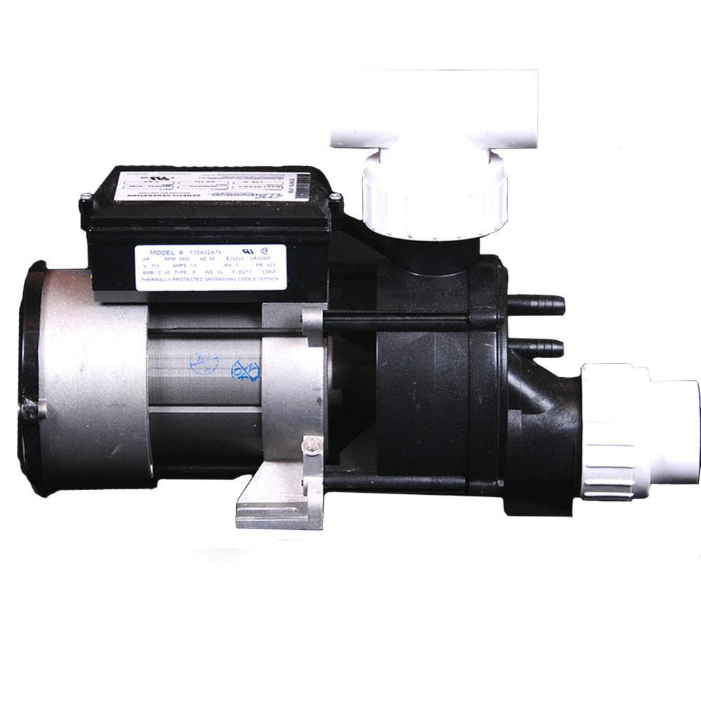 9 Amp Pump Upgrade