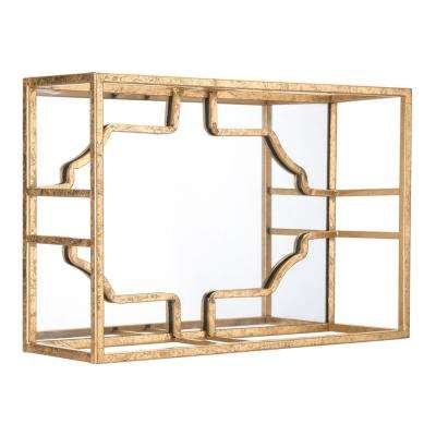 Metal Cube Small Wall Decor