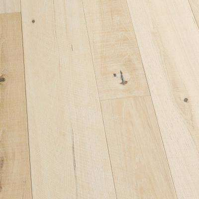 Take Home Sample - Hickory Mandalay Engineered Click Lock Hardwood Flooring - 5 in. x 7 in.
