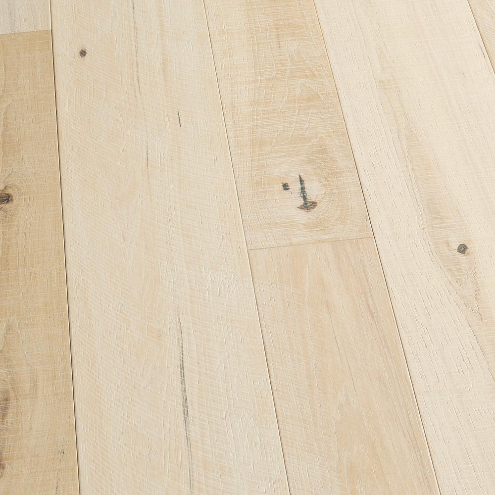 Take Home Sample - Hickory Mandalay Engineered Click Lock Hardwood Flooring