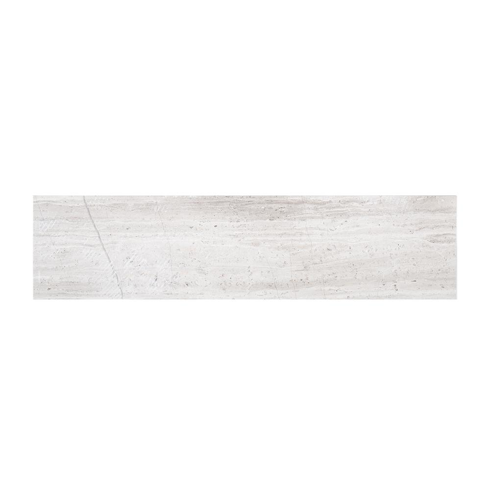 4 in. x 16 in. Honed Limestone Field Wall Tile (8