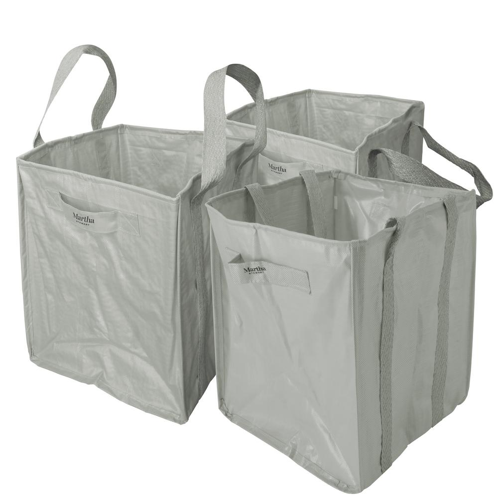 "and Holds 30 Gallons Pop Up Garden Bag  20/"" Diameter 24/"" Tall Bag"