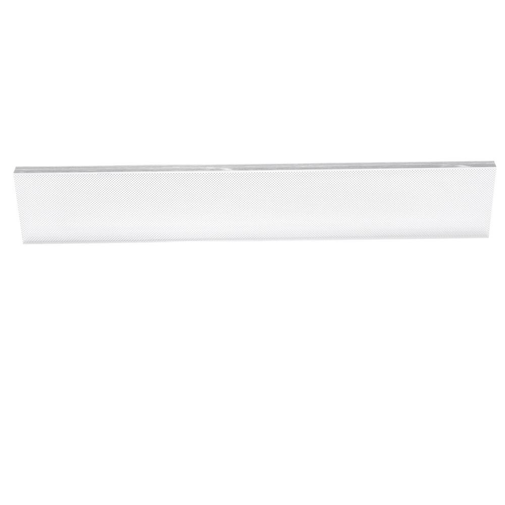 Ceiling Light Fixture Covers: 4 Ft Lithonia Ceiling Light Fixture Cover Replacement Lens