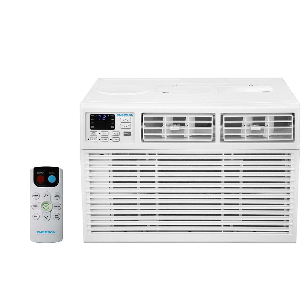 Energy Star 15,000 BTU 115-Volt Window Air Conditioner with Remote Control