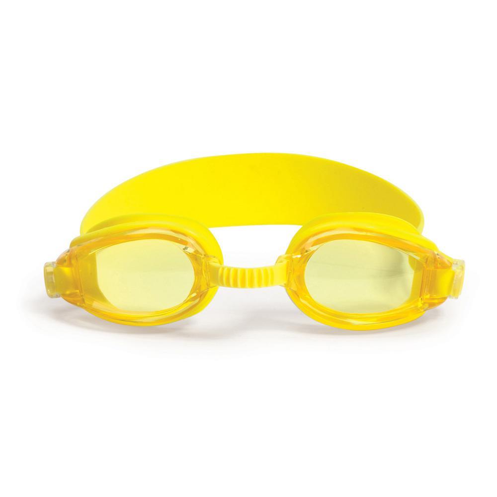 Poolmaster Advantage Yellow Junior Goggles, Multi