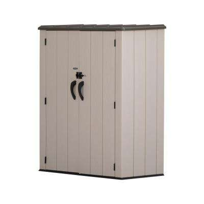 53 cu. ft. Vertical Storage Shed