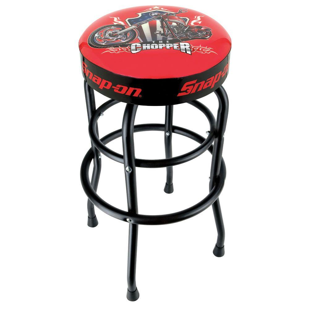 Snap-on Shop Stool with Chopper