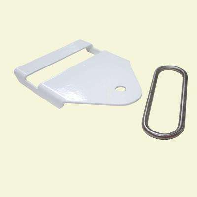 White End Termination Bracket
