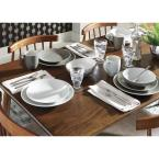Nambe Pop 4-Piece Place Setting in Chalk