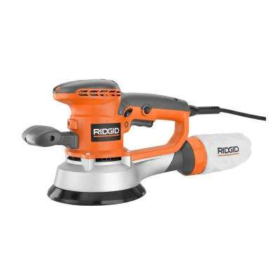 Reconditioned 6 in. Variable Speed Dual Orbital-Random Sander