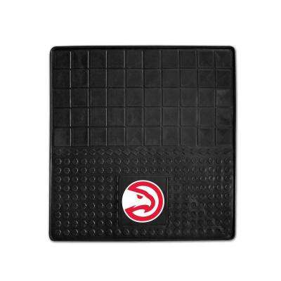 Atlanta Hawks Heavy Duty Vinyl 31 in. x 31 in. Cargo Mat