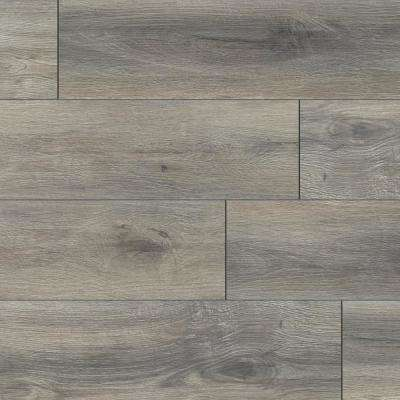 Big Bear Oak 7 in. x 42 in. Rigid Core Luxury Vinyl Plank Flooring (20.8 sq. ft. / case)