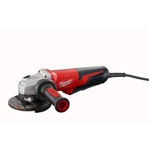 Milwaukee 13 Amp 5 inch Small Angle Grinder with Lock-On Paddle Switch by Milwaukee
