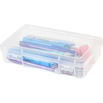 Pencil Case in Clear (10-Pack)