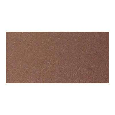 Quarry Diablo Red 4 in. x 8 in. Ceramic Floor and Wall Tile (10.76 sq. ft. / case)