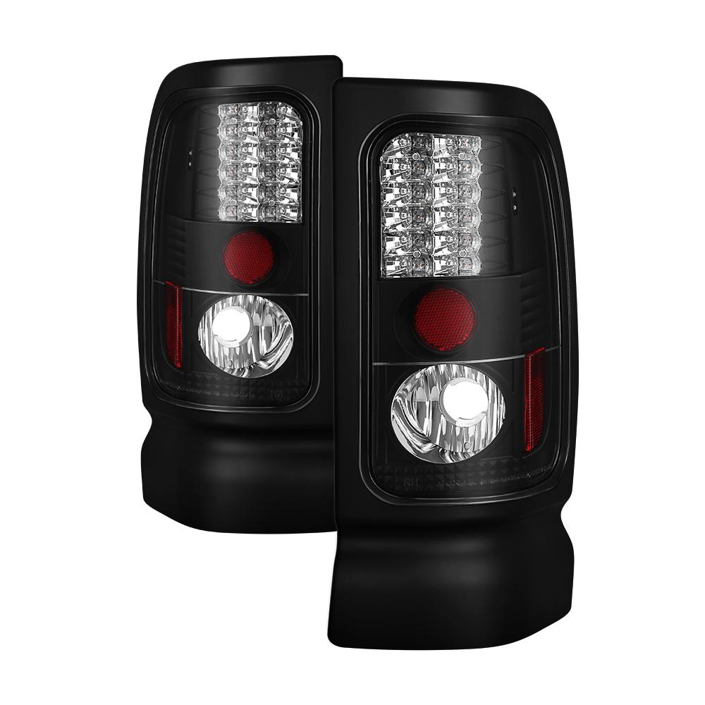 Fits 94-01 Dodge Ram 1500 2500 3500 Tail Brake Lights Lamps Left+Right