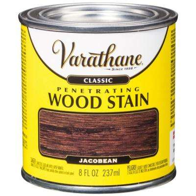 8 oz. Jacobean Classic Wood Interior Stain (4-Pack)