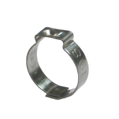 Sharkbite 1 In Pex Barb Stainless Steel Clamp 10 Pack