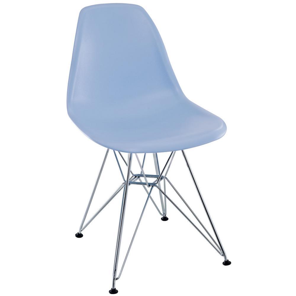Paris Blue Dining Side Chair
