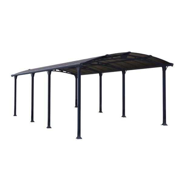Arcadia 8500 12 ft. x 28 ft. Car Canopy and shelter Carport