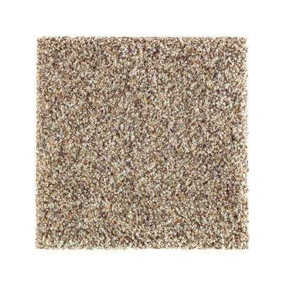 Carpet Sample - Sachet II - Color Enchanting Texture 8 in. x 8 in.