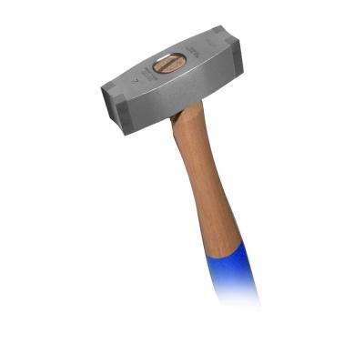 2-1/2 lb. Carbide Stone Trimming Hammer with 16 in. Wood Handle