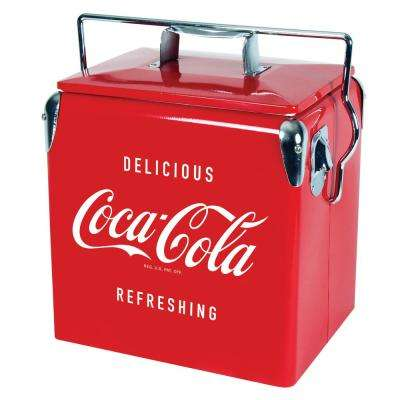 13 l Stainless Steel Ice Coca-Cola Chest Cooler
