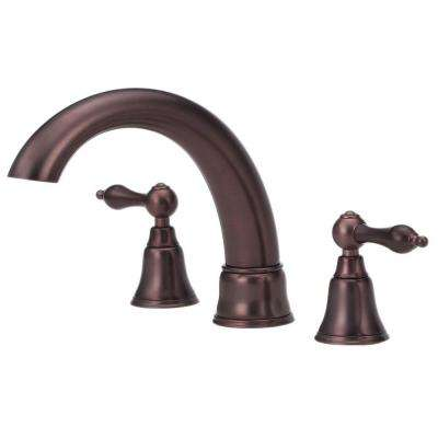 Fairmont Roman Tub Trim Only in Oil Rubbed Bronze (Valve Not Included)