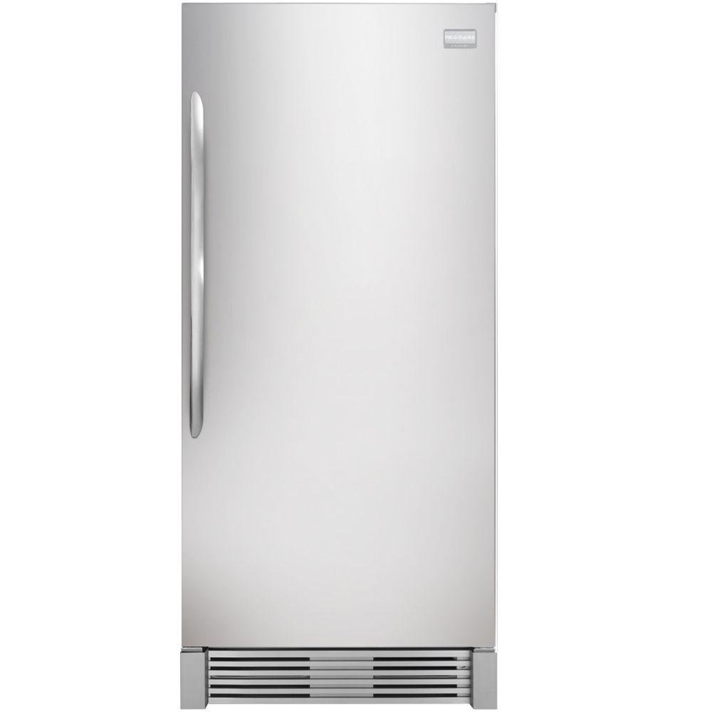 18.6 cu. ft. Freezerless Refrigerator in Stainless Steel