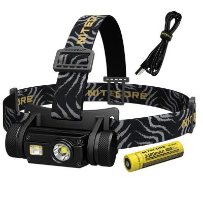 HC Series HC65 1000 Lumens LED Rechargeable Headlamp with Red Light and Reading Light