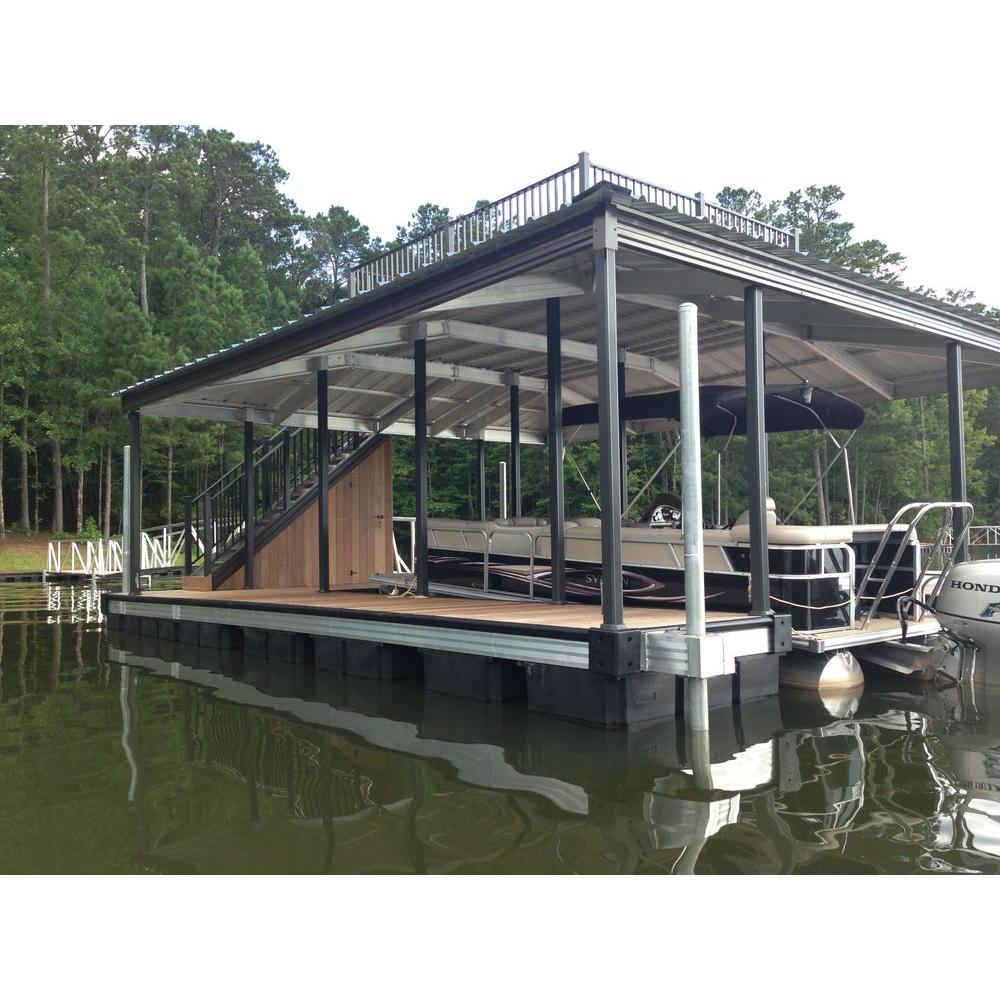 x 8 in PermaFloat x 48 in New Dock System Float Drum 24 in
