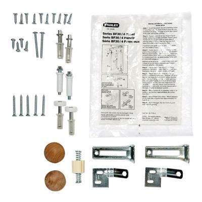 2-Door Bi-Fold Hardware Kit