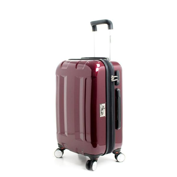 Chariot Cinco 20 in. Hardside Carry-On Luggage CH-727 WINE 20''