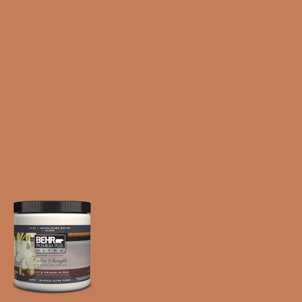 8 oz. #M210-6 Orange Liqueur Interior/Exterior Paint Sample