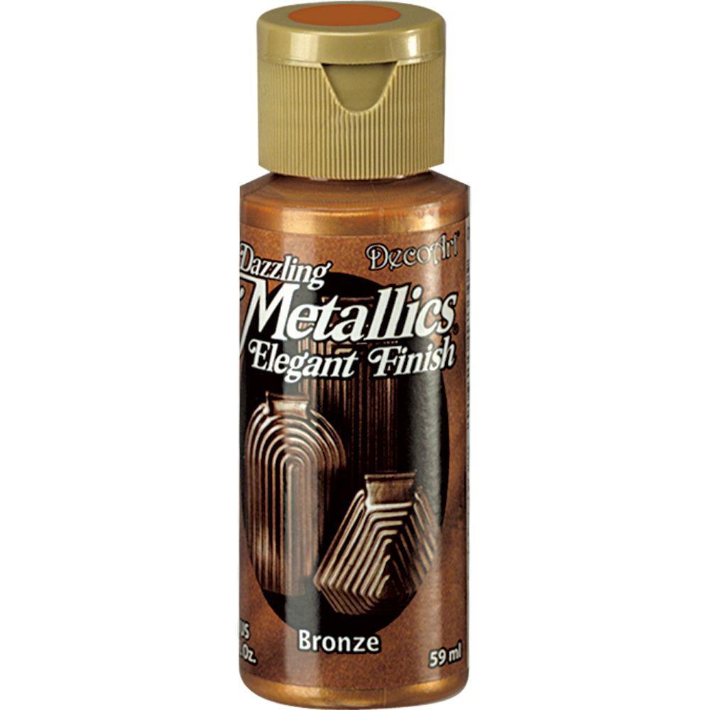 Dazzling Metallics 2 oz. Bronze Acrylic Paint