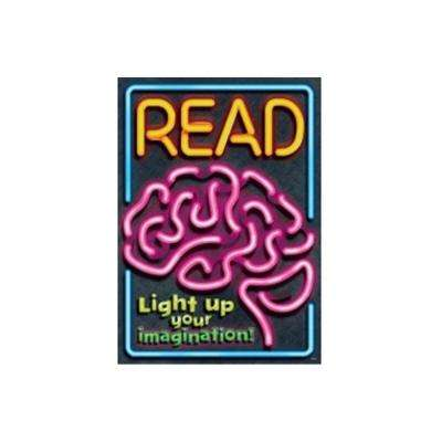 Read Light up Your Imagination Argus Large Poster