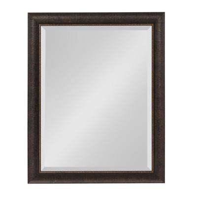 Aldridge Rectangle Bronze Mirror