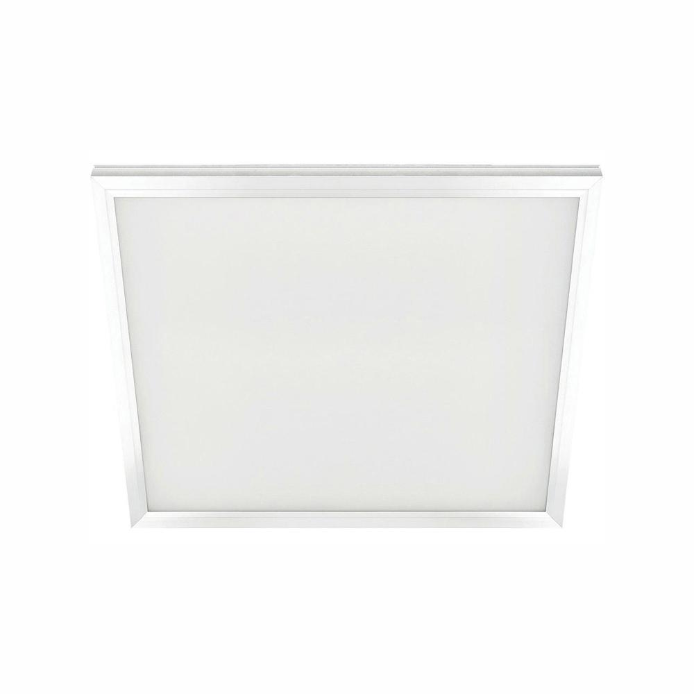 Commercial Electric 2 Ft X 2 Ft 48w White Integrated