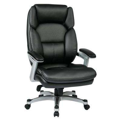 no additional features executive chair leather office chairs