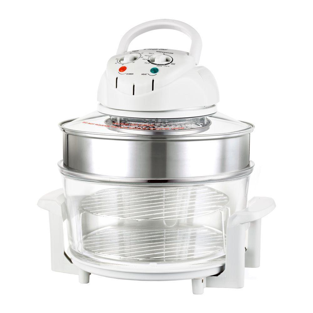 Magic Chef Convection Countertop Oven-EWGC12W3 - The Home
