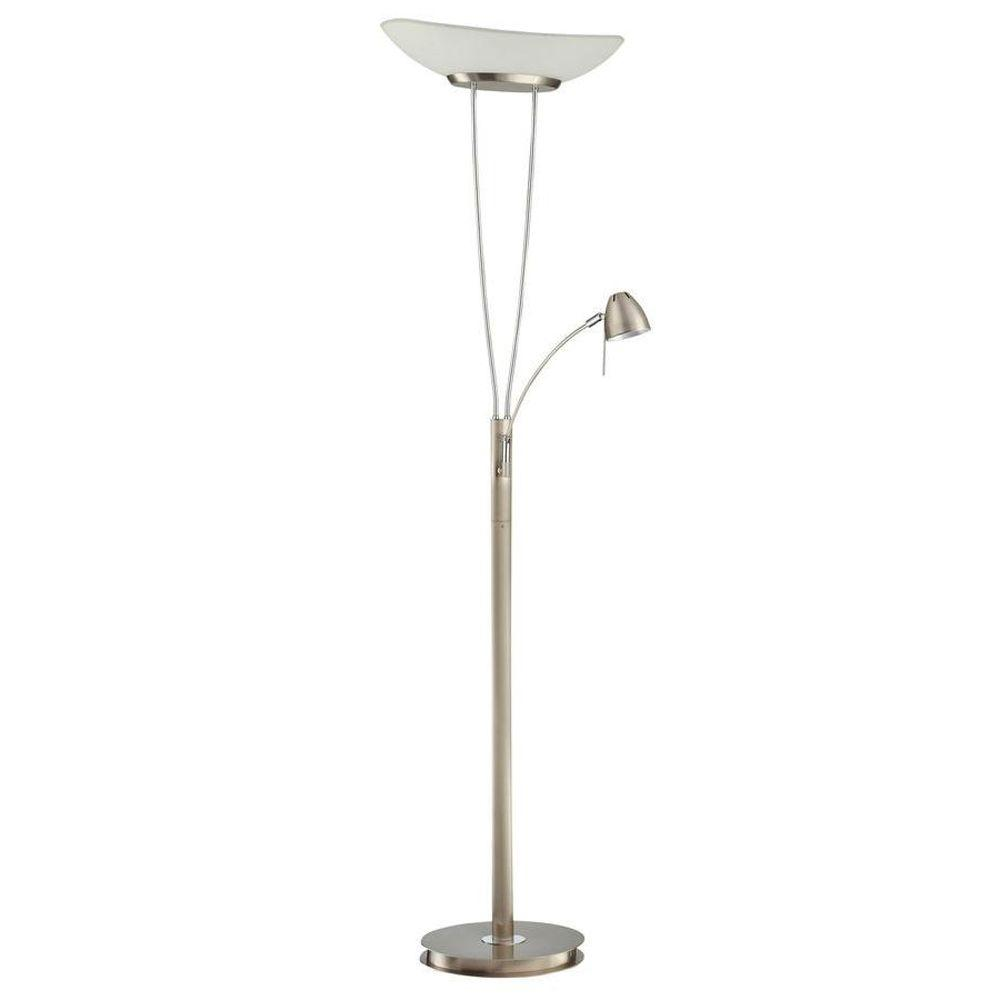 Kendal Lighting Cassiopeia 4.5 in. Oil Rubbed Bronze Incandescent Floor Lamp