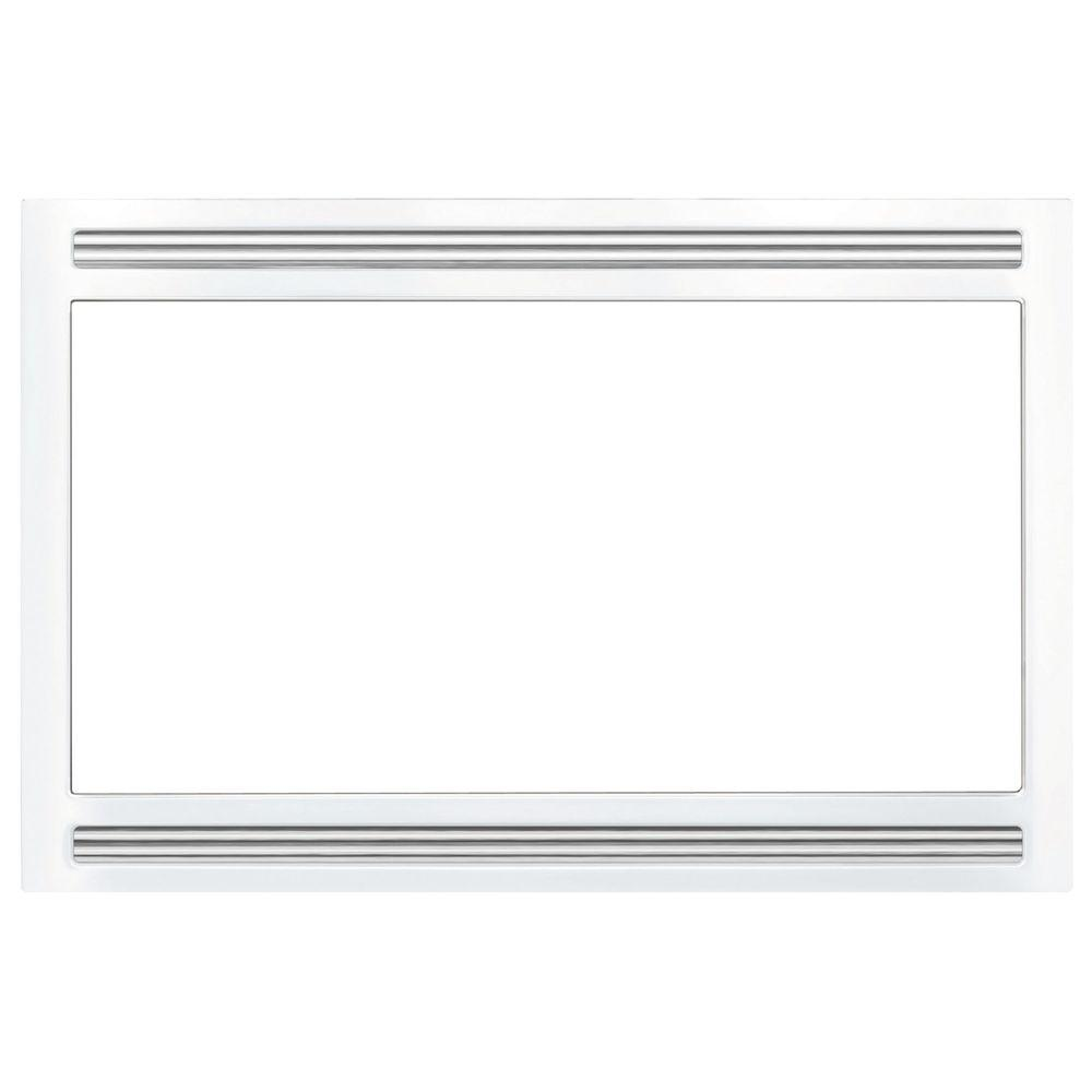 Frigidaire 27 In Trim Kit For Built Microwave Oven White